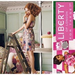 Liberty of London for Target